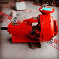 "China BETTER Mission Magnum 6x5x14 Centrifugal Sand Pump Complete w/Mechanical Seal RH Impeller 14"" Red Painting wholesale"