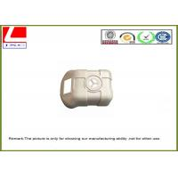 China Customizable white ABS plastic mold injection cover used for car , +/-0.02mm Tolerance on sale