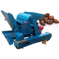 China Castor Seed Automatic Cashew Peeling Machine Ricinus Communis High Shelling Rate wholesale