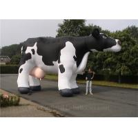 China Event Advertising Inflatable Model Durable Giant Inflatable Cow EN71 wholesale