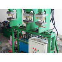 China Convertible Hydraulic Pipe Punching Machine High Precision Wtih Touch Screen wholesale