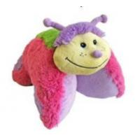 China Plush Pillow Pet Toy Adorable Butterfly on sale