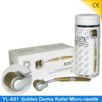 China Skin Rejuvenation Derma Microneedle Roller wholesale