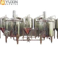 China 30HL 50HL Large Scale Industrial Beer Brewing Equipment for Sale on sale