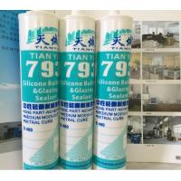 China Glass Neutral Weatherproof  Silicone Sealant Curtain Wall Facades wholesale