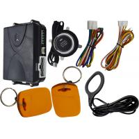 China RFID Invisible Car Security Ignition Start Stop Button With Remote Start Stop Feature wholesale
