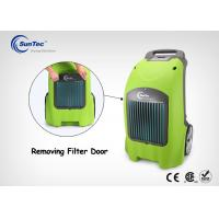 China 100 Liters Commercial Portable Dehumidifier , Adjustable Humidistat Dehumidifiers wholesale