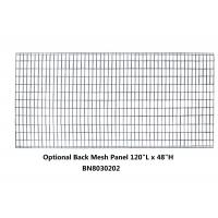 China 120 *48 Inch  Pallet Rack Guards , Heavy Duty Wire Mesh Panels For Cages wholesale