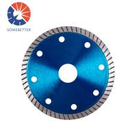 China Best quality Sintered sharpest 150mm diamond saw blade for cutting granite and marble and quartz wholesale