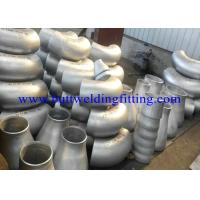 China Super Duplex Steel ASTM A815 UNS S32750 / UNS S32760 But Weld Fittings UNS S31803 / 32550 ASME B16.9 wholesale