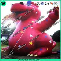 China Red Inflatable Dragon, Inflatable Charmander,Kids Event Inflatable wholesale