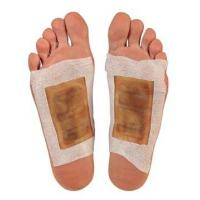 China weight loss pain reduction Detox foot pads detoxifying patches Health Kinoki wholesale
