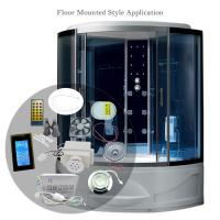 China Multi Functional Steam Bath Equipment With Large LCD Touch Screen / Radio Speaker wholesale