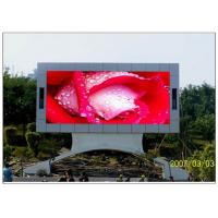 China SMD DIP RGB 3IN1 Full Color LED Display , Fixed Module Installation Digital Video Display Devices wholesale