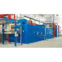China Pad dyeing Machine, fabric baking machine, oil, natural gas heat, second hand, cheap, for woven, Fong's, Son-tech brand wholesale