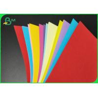China A3 A4 Size Sheet Packing Uncoated Colored Copy & Printing Paper 110g 180g 250g on sale