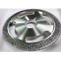 China Hard Abrasive Disc CBN Sharpening Wheels High Strength Cbn Cutting Wheel wholesale
