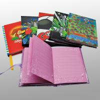 China Custom Notebook Softcover Book Printing With Soft Or Hard Cover wholesale
