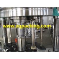 Fully Automatic Glass Bottle Aluminium Screw Cap Capping Machine/ROPP Capping