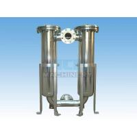 Quality Bag Filter Housing/Stainless Steel Water Filter Housing/Tank 304 Liquid Bag Filter Housing Water Purification for sale