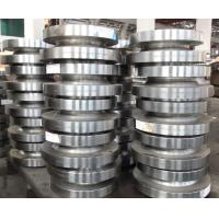 Buy cheap Max 48 Inch F304 steel Valve Forging Heat Treatment Rough Machined As Drawings from wholesalers