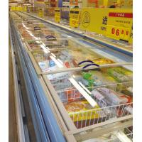 China Self - Contain Cooling Commercial Display Freezer Open Top 90mm thick For Store wholesale