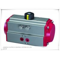 China High Performance Rack And Pinion Pneumatic Actuator AT-DA140 Double Action wholesale
