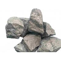 Buy cheap 10mm FeBa15Si50 SiBa Barium Silicon As Deoxidizing Agent from wholesalers