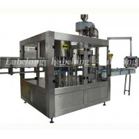 China Small Capacity Oil Bottling Machine High Efficiency ISO Certification on sale
