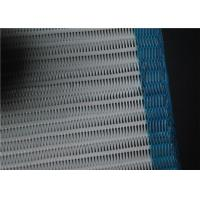 China 4070 Large Loop Polyester Spiral Mesh For Sludge Dewatering Max 8m Width wholesale