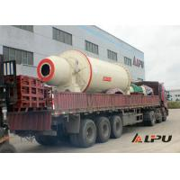 China Wet Grinding Ball Mill Equipment , Energy Saving Industrial Grinding Mill Machine wholesale