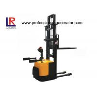 China 1T Full Electric Forklift Pallet Stacker 3M Lifting Height Material Handling Equipment wholesale