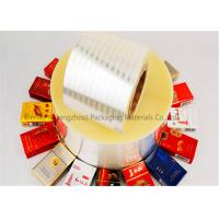 Double Sided Heat Sealable BOPP Film Thermal Lamination 2800m Length