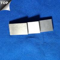 China Different Specification Silver Tungsten Alloy Blank Coin For Cutting Metals Materials wholesale