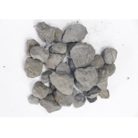 Buy cheap Low Melting Points 10-50mm Calcium Aluminate For Synthetic Slag from wholesalers