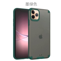 China Iphone 11 Pro Max Case Ant Scraft TPU PC Mobile Cell Phone Protective Covers wholesale