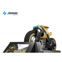 China Optional Color VR Motorcycle Simulator Immersive Game Support Multiplayer wholesale