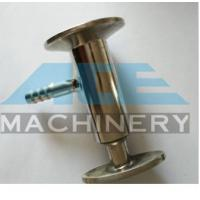 China SS304 SS316L High Quality Stainless Steel Sanitary Asepticsampling Valve Clamped Sample Valve  Milk Clamp Sample Valve wholesale