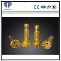 China Flat / Concave Spherical Button Bit, 140 152 165mm 5 Inch DHD350 Hammer Well Drilling wholesale