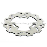 China Solid Steel Motorcycle Brake Disc Racing Rotors Brakes CRF250X CRF450R Front Left on sale