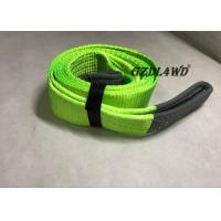 China OEM Logo 4x4 Off Road Accessories Recovery Kits Green With AA Grade Polyester Yarn wholesale