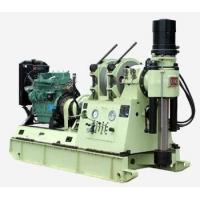 China Vertical Spindle Type Core Drill Rig For Geological Exploration / Water Well Drilling wholesale