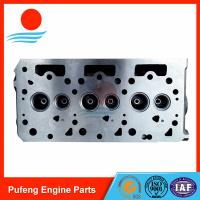 China tractor engine parts wholesale, Kubota D902 cylinder head 1G962-03040 for RTV 900 John Deere X2230D BX2350D wholesale