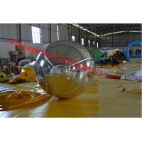 China Charming Inflatable Advertising Products Mirror Balloons For Party on sale