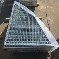 China Outdoor Anti Slip Hot Dipped Galvanized Steel Grating 30 * 3mm For L Building Materials wholesale