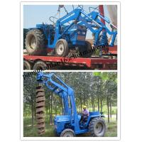 China Earth Excavator/pile driver,Earth Drill/Deep drill/pile driver wholesale