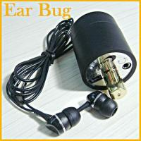 Quality Mini Next Room Ear Amplifier Through Wall Door Audio Listening Spy Surveillance for sale