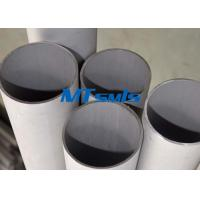 China ASTM A312 / ASME SA312 Seamless Stainless Steel Tube For Chemical Industry wholesale