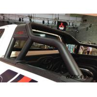 China Hilux Auto Parts Revo 4x4 Roll Bar Wholesale Pickup Steel Roll Bars wholesale