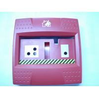 China Customized plastic enclosures of call point with fire-proof ABS and single/muti-cavities on sale
